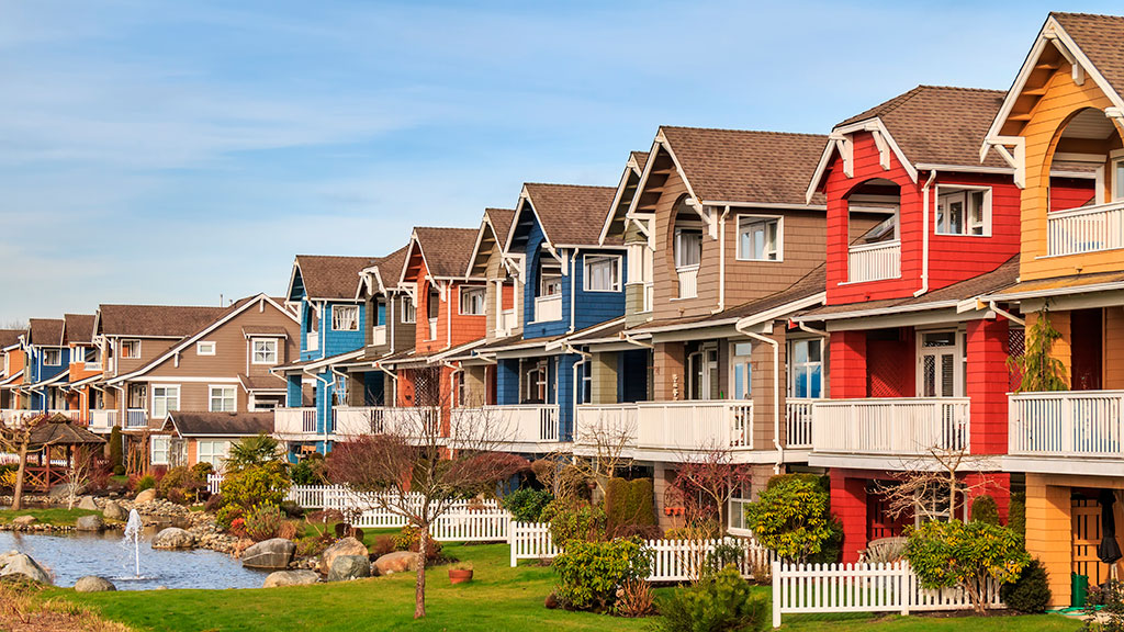 History of Housing Starts in 10 Canadian Cities - Toronto ...