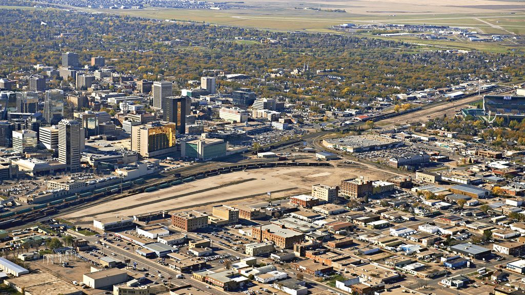 Railyard redevelopment on track to renew downtown Regina