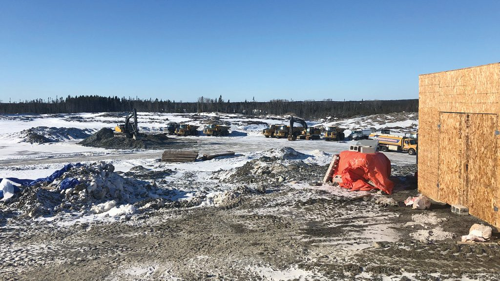Gander's new $35-million wastewater plant a record project for the town