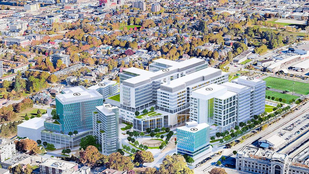 New St. Paul's Hospital gets green light from provincial government