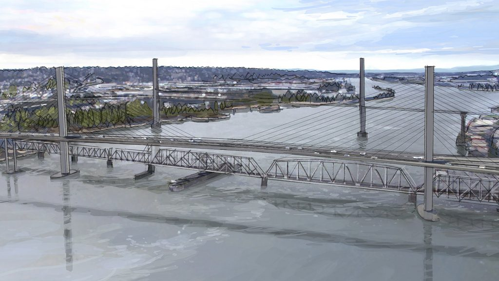 Three teams pre-qualify to compete for new Pattullo Bridge project
