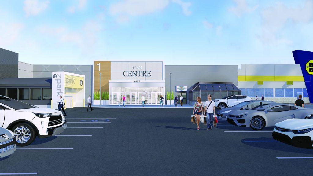 $43-million Saskatoon Centre Mall reno underway