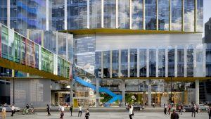 B+H release design for new SickKids centre