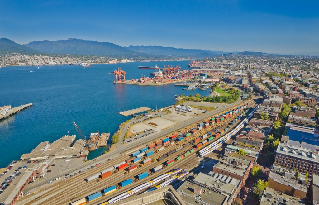 Rail expansion through Port of Vancouver aimed at hiking imports from Asia
