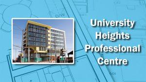 PHOTO: Professional Centre Progress