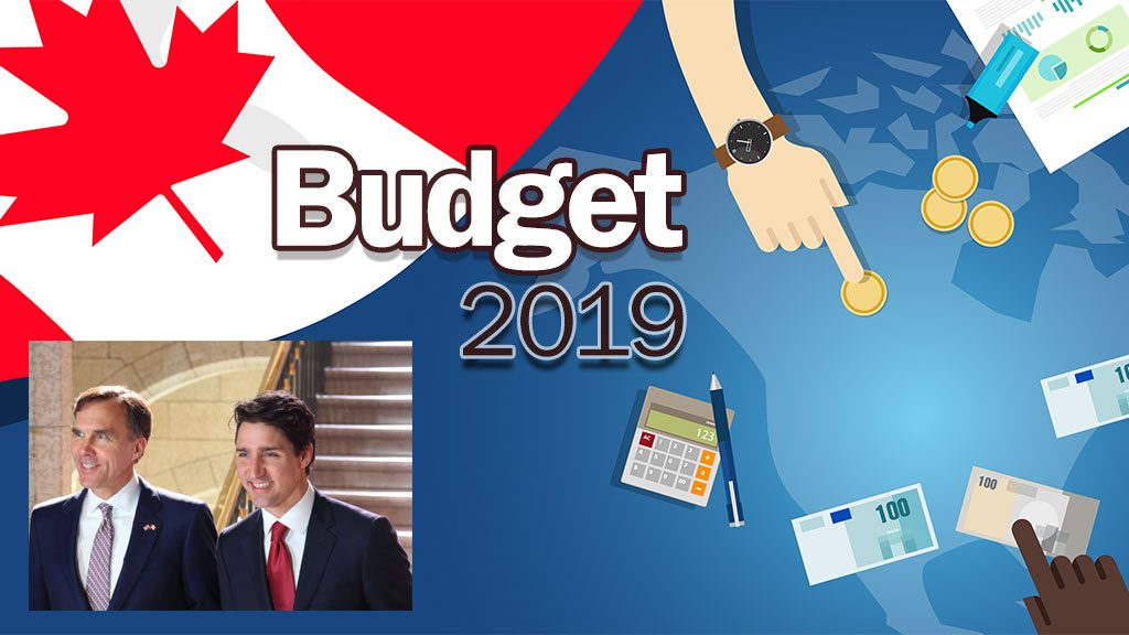 2019 federal budget recap of DCN and JOC newsmakers