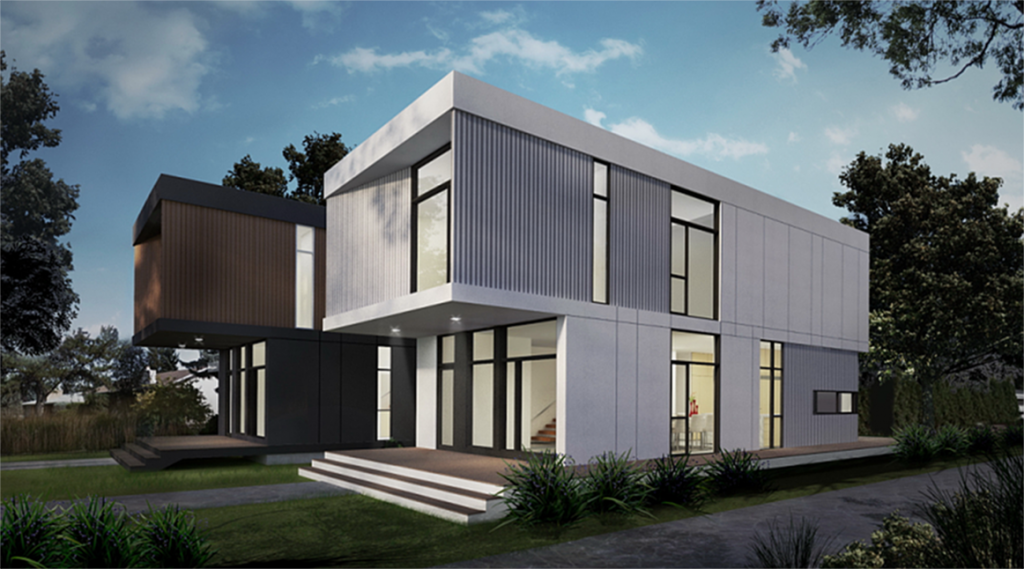 3Leafs continues to grow shipping container building in Alberta