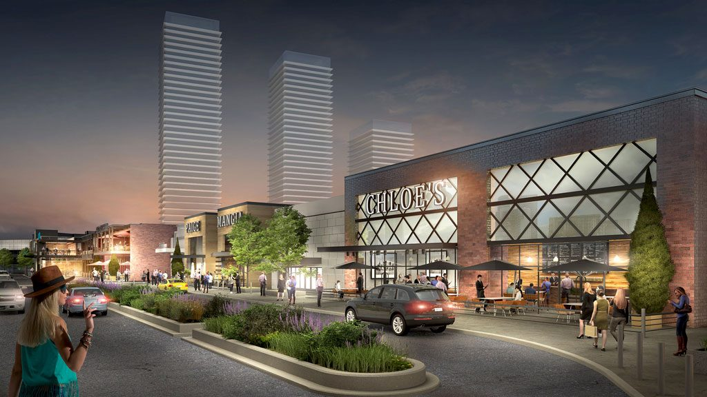 Cadillac Fairview announces major reno of Fairview Mall