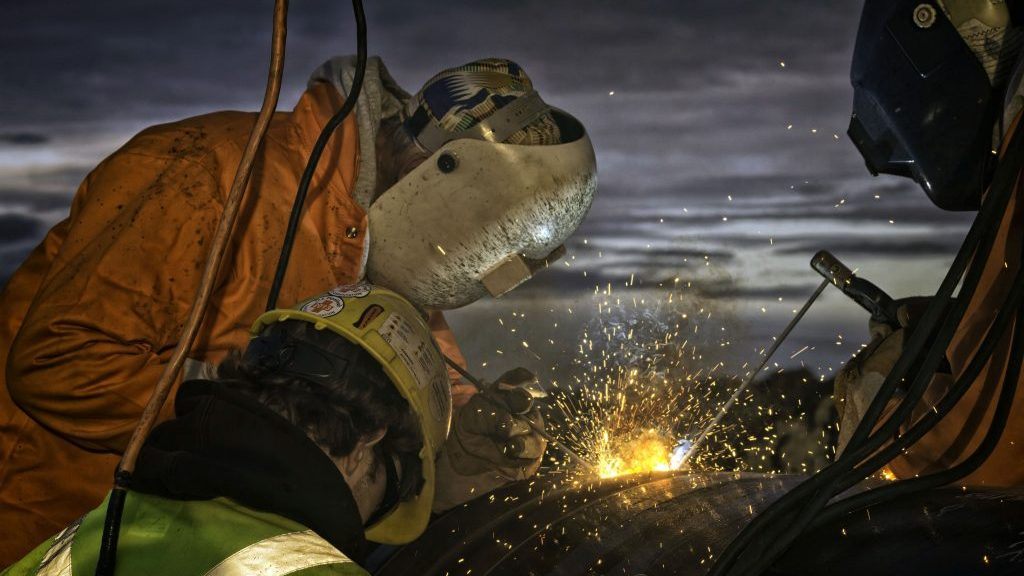 Feds contribute $40 million to steel production upgrades