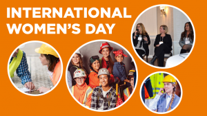The DCN celebrates International Women's Day