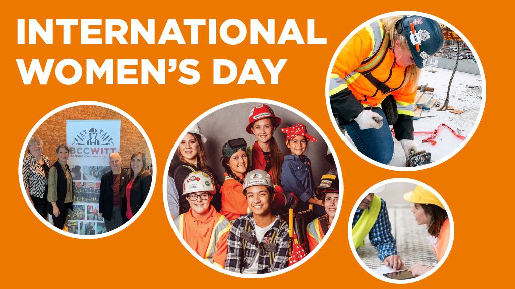 The JOC celebrates International Women's Day
