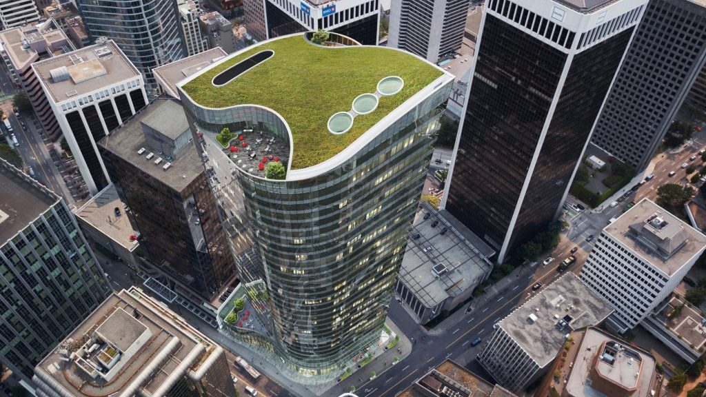 Bentall Kennedy plans to develop 31-storey tower for downtown Vancouver