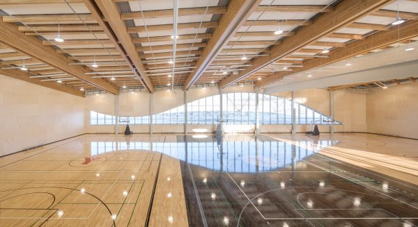 Shane Homes YMCA at Rocky Ridge in Calgary took home the Intuitional Award. It was designed by GEC Architecture.