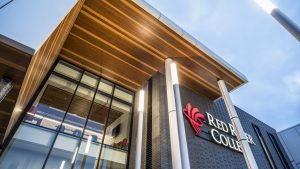 New Red River College centre shaping up to be a skilled trades hub