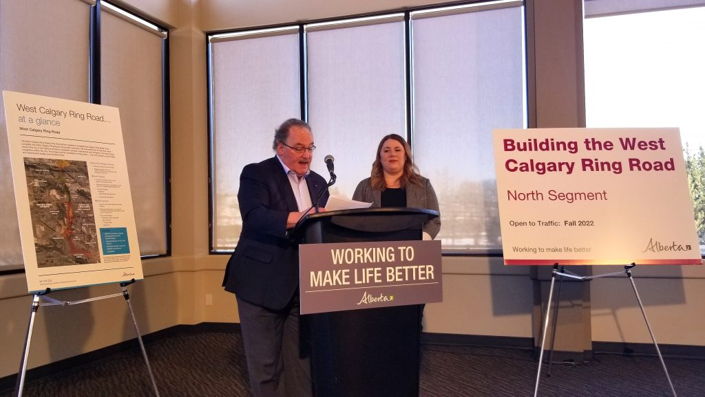 Contracts awarded for Calgary Ring Road segments