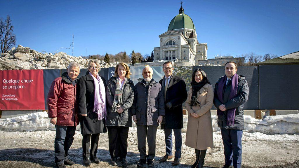 Saint Joseph's Oratory upgrades launched