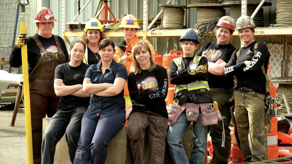 Industry Perspectives: Innovation on International Women's Day, a message from Canada's Building Trades Unions