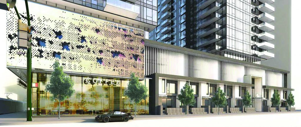 Proposed highrise towers in Edmonton could 'Shift' into reality