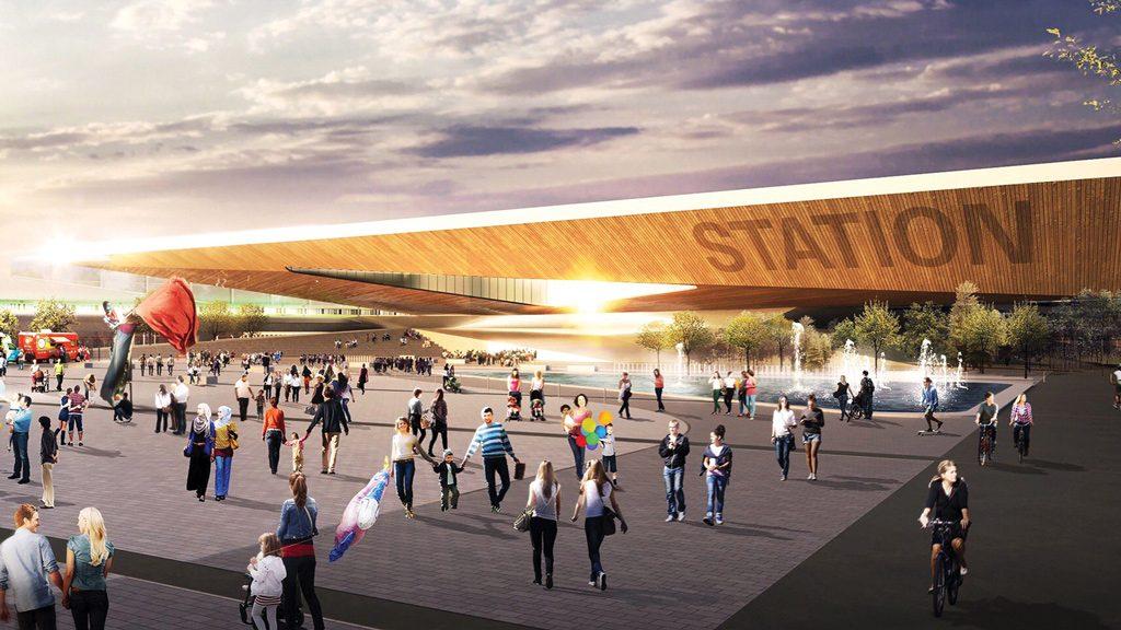 EllisDon to help build new Woodbine GO station