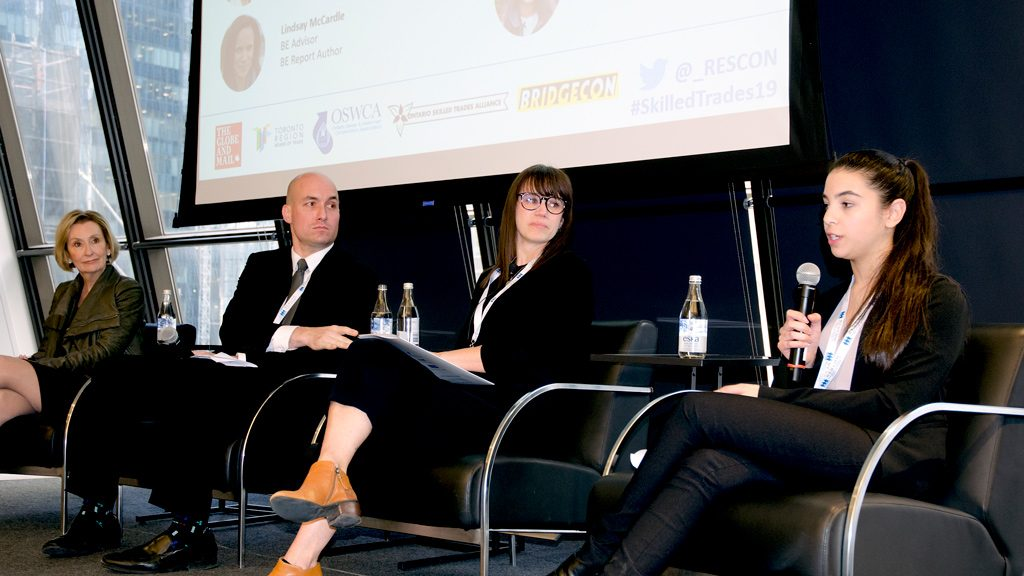 Panel examines how to improve pathways to the skilled trades