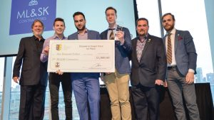 Student bid competition winners rise to the challenge