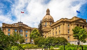 Alberta throne speech followed by bill to repeal provincial carbon tax
