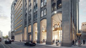 Toronto's United Building to preserve heritage exteriors
