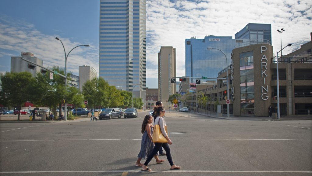 City of Edmonton awards building performance excellence