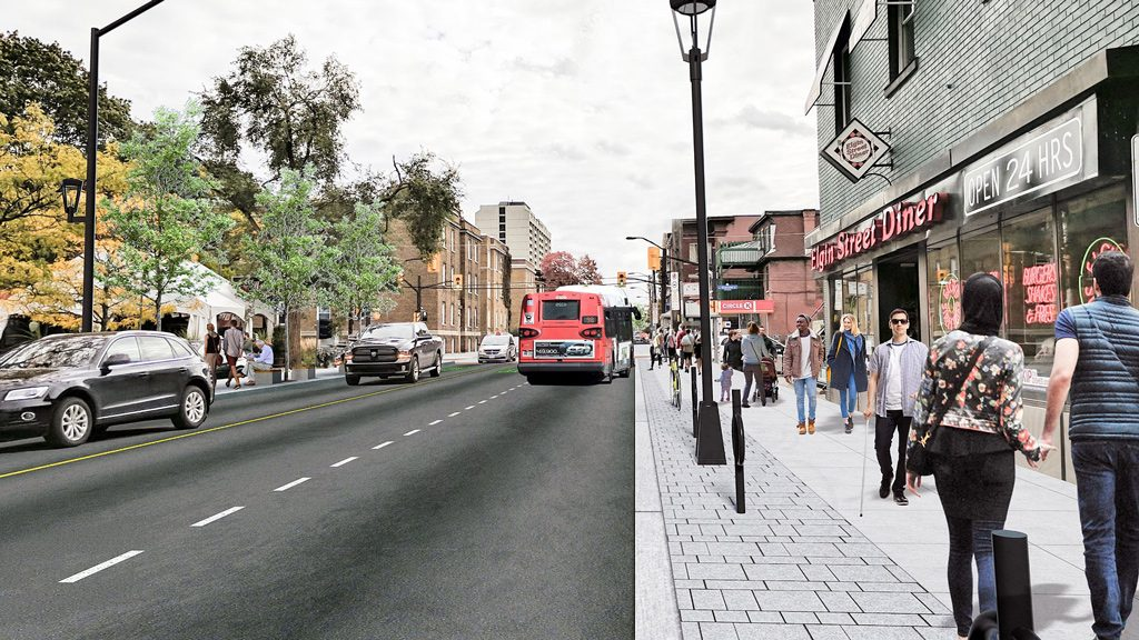 Ottawa's Elgin Street to undergo ambitious $36.3-million renewal