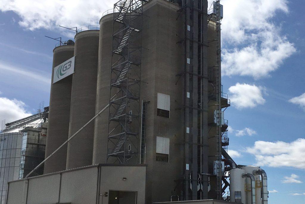 Grain elevators set to rise in central Alberta