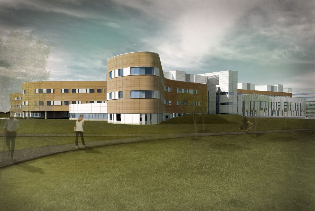 Alberta won't pay bill for Grande Prairie hospital work, claims subcontractor