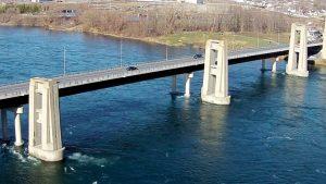 Bronte preps for Seaway International Bridge final demolition phase