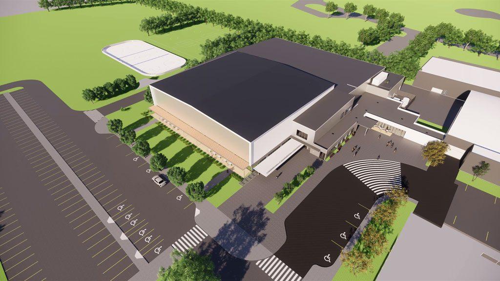 $18-million Meridian Exhibition Centre takes shape in Winkler, Man.