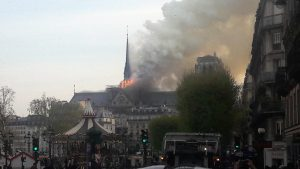 Notre Dame fire highlights importance of detailed documentation for rebuilding
