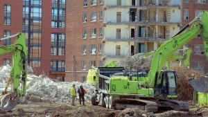 Regent Park revitalization a ballet of construction, demolition