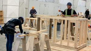 Construction's next generation goes for gold at Skills Canada BC competition