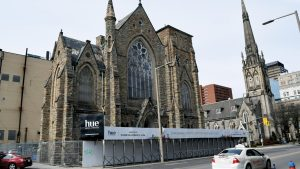 Hamilton church redevelopment back on track