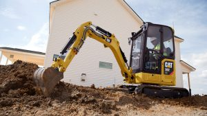 Caterpillar rolls out next generation of micro excavators