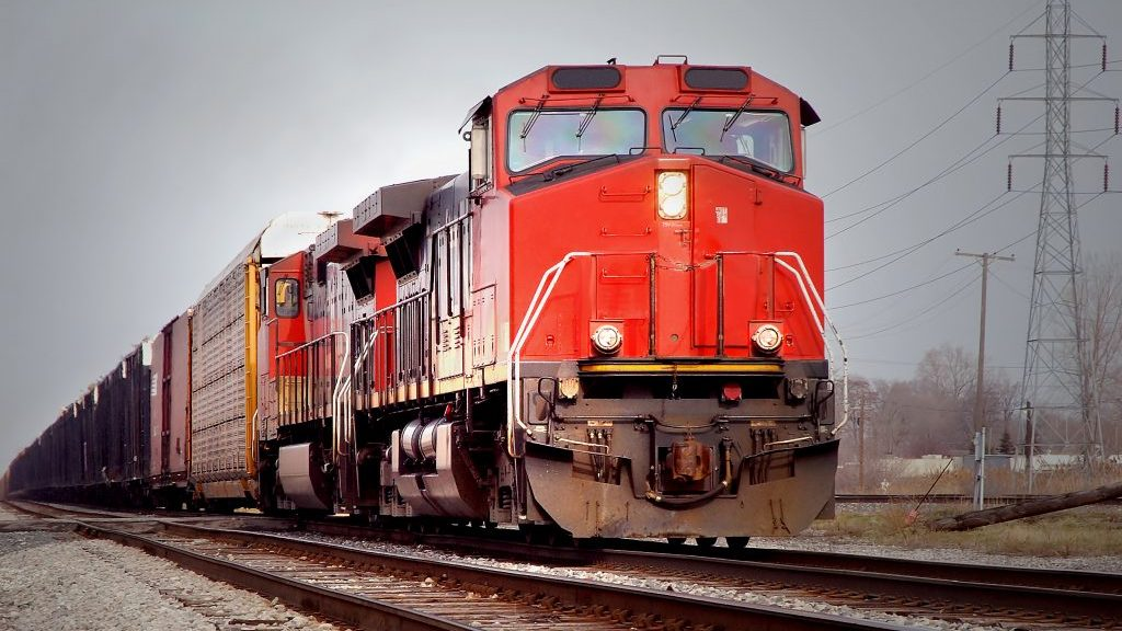Cando Rail Services begins building new Edmonton rail terminal