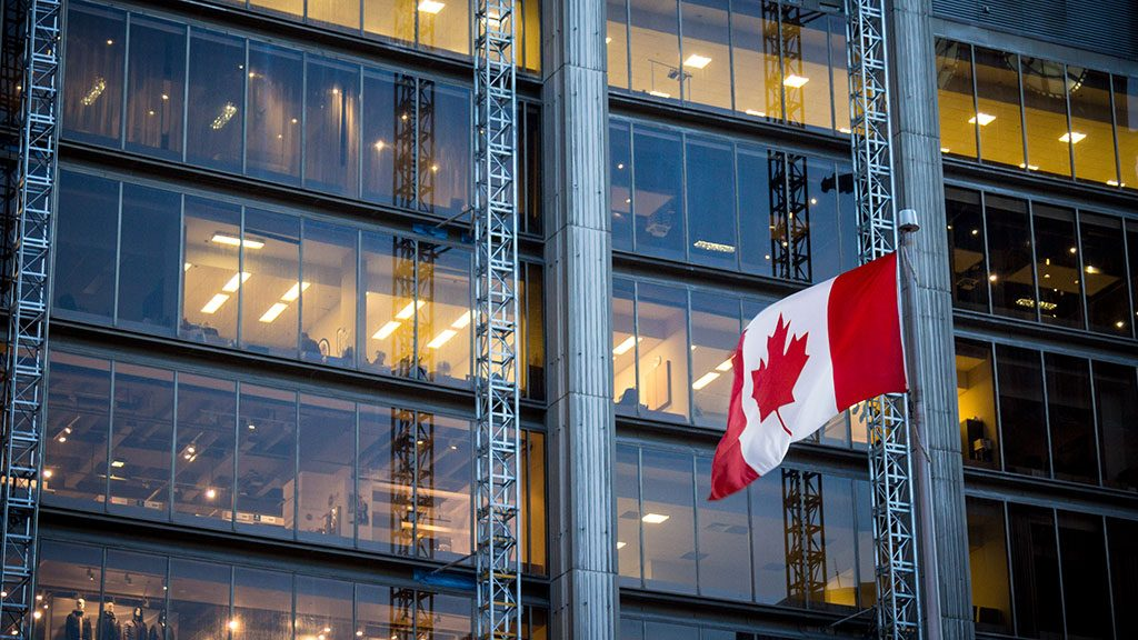 Explosive Jobs Growth in Canada's April Labour Force Report