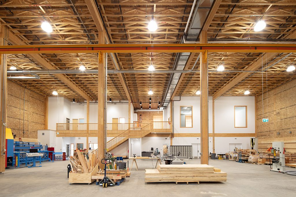2020 NBCC code brings new era for Canadian wood construction