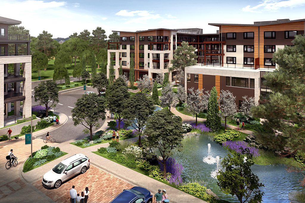 Calgary project rethinks community planning