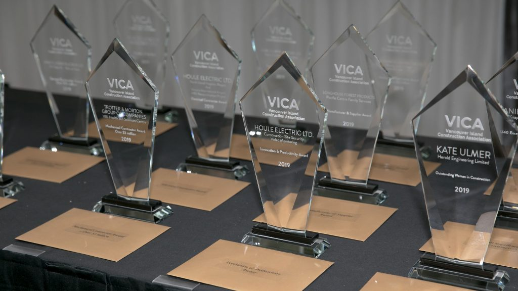 VICA awards celebrate best of Vancouver Island construction