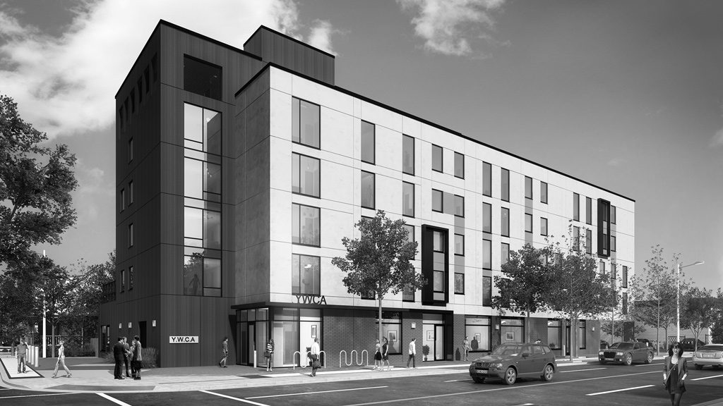YWCA Hamilton incorporates Passive House design into affordable housing development