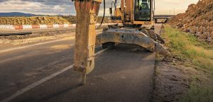 Roadbuilding and Heavy Equipment