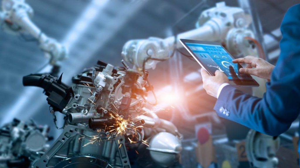 Industry Perspectives: Industry 4.0 — What is driving the fourth industrial revolution?