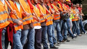 Sheet metal workers strike following breakdown in negotiations