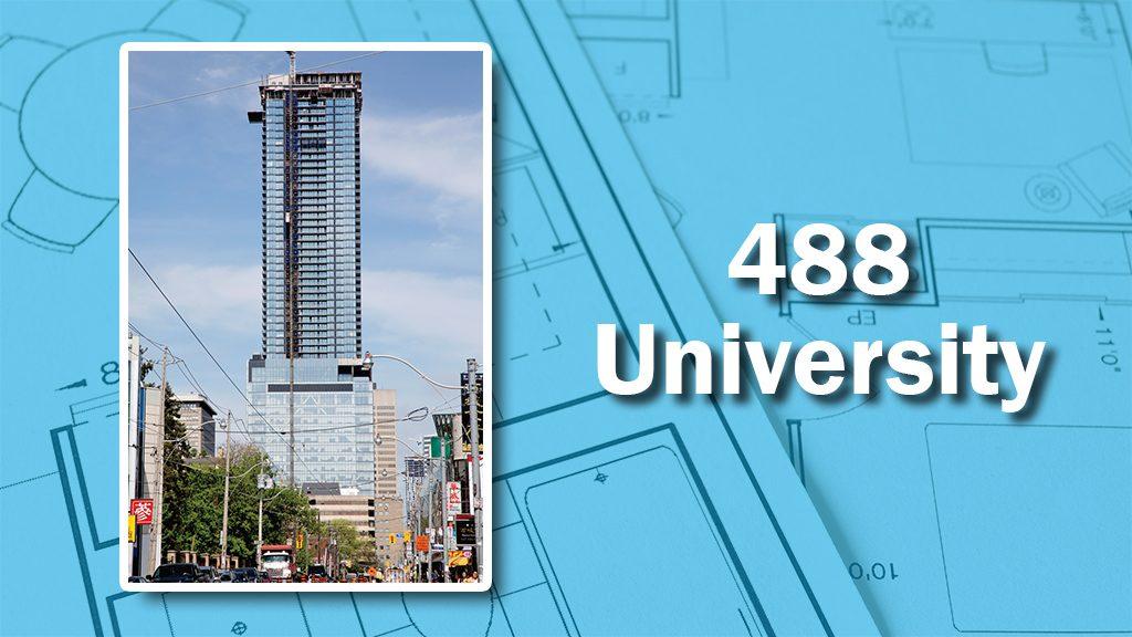 PHOTO: 488 University