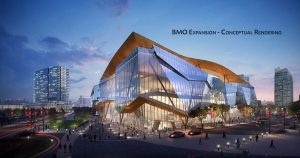 Expansion of Calgary's BMO Centre will make it a top-tier facility