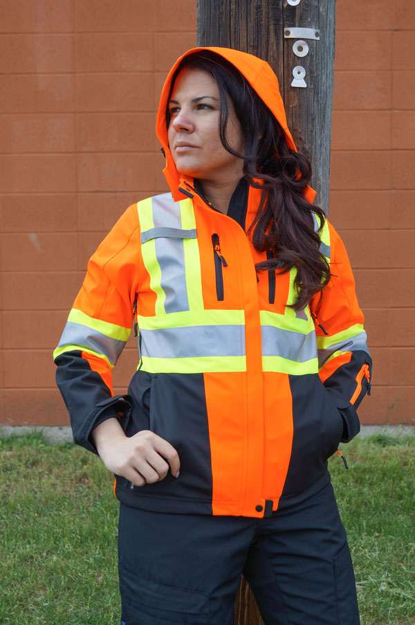 Direct Workwear Ltd. is creating construction clothes which account for the differences between male and female bodies, such as women tending to have narrower feet and ankles and smaller hands.